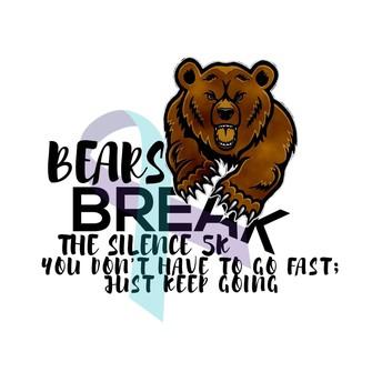 Bears Break the Silence 5k