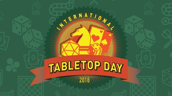 International Table Top Game Day!