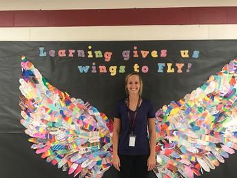 Welcome PE Teacher -Ms. Jones
