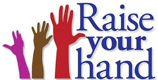 2019 National 4-H Raise Your Hand campaign!