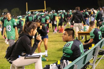 High School Athletic Trainers