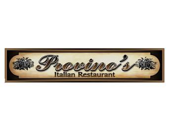 Provino's Italian Restaurant (Silver Sponsor)