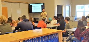 Informational Meeting ~ Assistant Principal Eric Smith