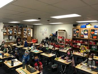 Mrs. Nehs' Wonderful Third Graders!