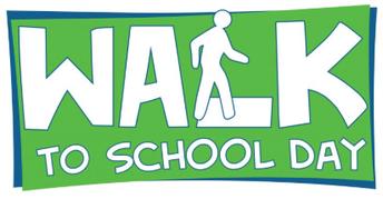 International Walk to School Day