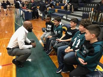 Cub Club Teams with CHS  Boys' Varsity Basketball