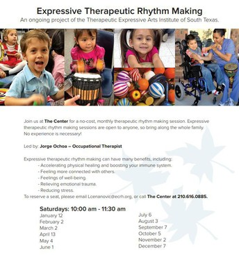 Expressive Therapeutic Rhythm Making
