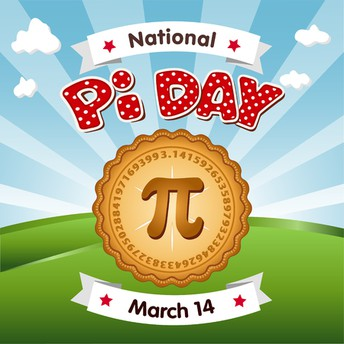 Pi Day with Mr. Edwards
