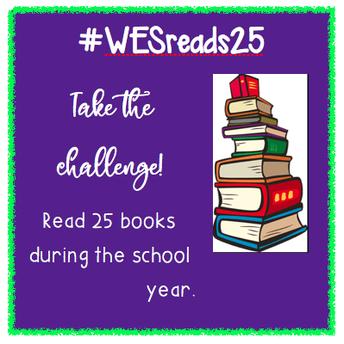 #WESreads25