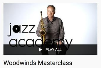 Woodwinds Masterclass