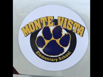 Monte Vista School Magnets