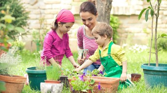 Gardening With Kids: How It Affects Your Child's Brain, Body and Soul
