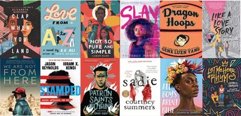 Project Lit Community 2020-2021 Books of the Year Young Adults
