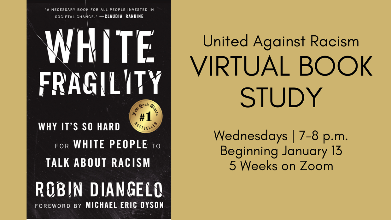 White Fragility Virtual Book Study