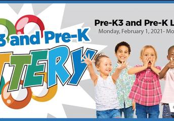 Pre-kindergarten Lottery