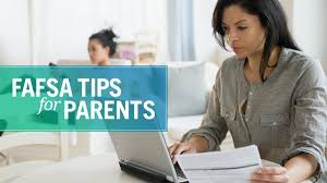 Parents Guide to Filling Out the FAFSA