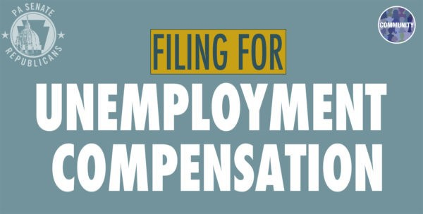 Updated information related to filing for Unemployment