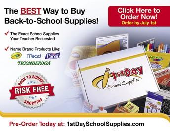 2021/22 School Supplies