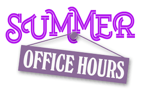 Mary Endres Office Hours - Summer 2021