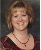 Mrs. Black, our SEL Teacher