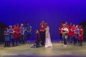 Lord Farquaad & Princess Fiona Wedding