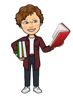 Reminder: Please Return Library Books to Mrs. Martin