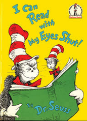 Thursday, March 2-Happy Birthday, Dr. Seuss!