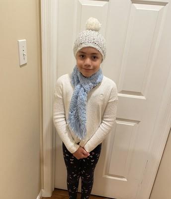Dress Like a Snowman Day!