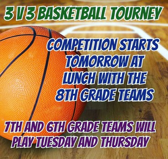 LCMS Basketball Tournament