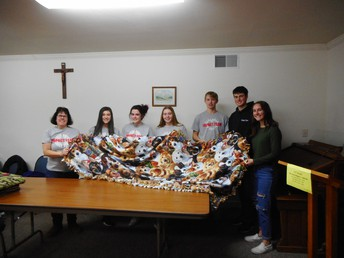 Confirmation Class Service Project