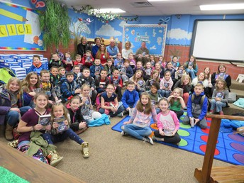 Rotary Club Visits Niagara Elementary