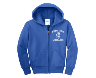 Henry Ford Spirit Wear Clothing