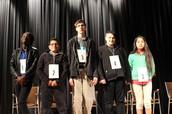GJHS Spelling Bee