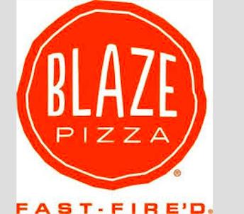 Blaze Pizza Fundraiser (1/31)