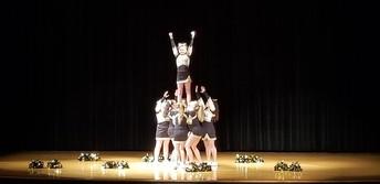 MPMS Cheer Performing!
