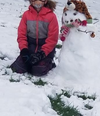 3G Snowman