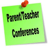 How do parents register for conferences?