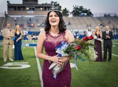 Homecoming Queen - Clare H.