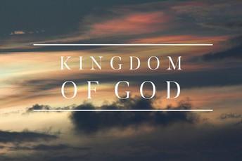 April FREP Theme for Families:  God's Kingdom
