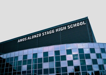 Amos Alonzo Stagg High School