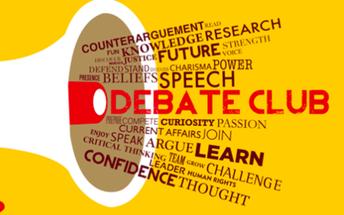 Join Bellingham United Debate Club!