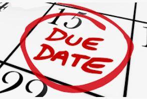 Semester 1 Ends January 24