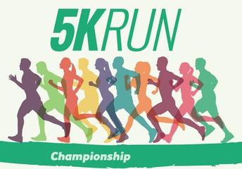 Real Teal Fun Run 5k!