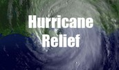 Hurricane Relief Request- Now through September 29th