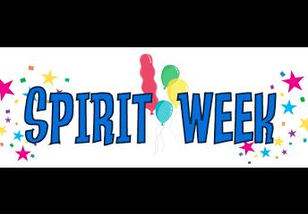 PJFMS Spirit Week May 10-14