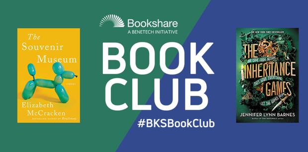 BOOKSHARE BOOK CLUB