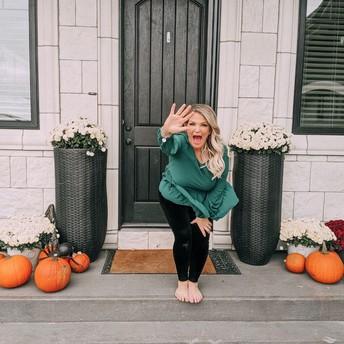 Dr. Jody Carrington's October Challenge