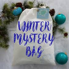 Winter Celebration Mystery Bag and Craft