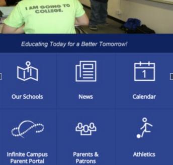 Boise School District Mobile App