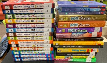 Book Fair Proceeds and Box Tops